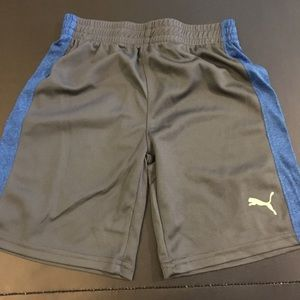 New Puma athletic shorts